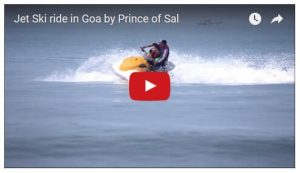 Jet Ski ride by Prince of Sal