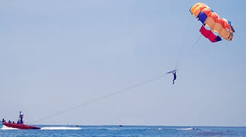 Parasailing-take-off-by-prince-of-sal