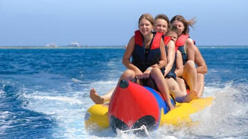 20 years of Successful Water sports Activities in Goa